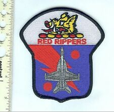 Military  Patch  VF/A-1 Red Rippers F/A-18 Hornet Squadron