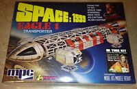 MPC Space 1999 Eagle 1 Transporter 1:72 scale plastic model kit new 791