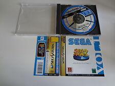 Sega Ages Memorial Selection Vol 1 w/spine Sega Saturn Japan