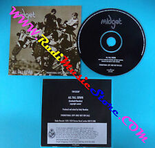 CD Singolo MIDGET All Fall Down TINYCDS6P UK 1997 PROMO CARDSLEEVE(S28)