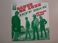 "JEFF BECK: (From Yardbirds) Blues De Luxe-Ol'Man River-France 7"" 68 Columbia PSL"