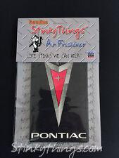 PONTIAC CAR AIR FRESHENER * FRESH SCENT * GTO G6 G8 rat rod trans am shirt