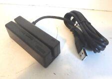 Id Tech Idmb-334112B MagStripe Reader (Black) Usb/Keyboard Emulation