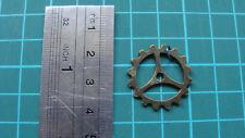 Bronze Steampunk Gear Pendentif Charme