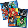 16 Justice League DC Comic Superhero Party Napkins Kids Birthday Party Tableware