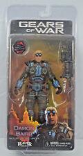"""Gears Of War Judgment Damon Baird 7"""" NECA Action Figure"""
