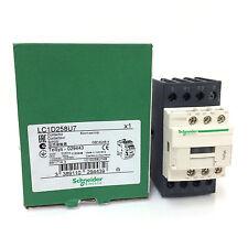 4 Pole Contactor LC1D258U7 029443 Schneider 230/240VAC 11kW 2NO/2NC LC1D258-U7