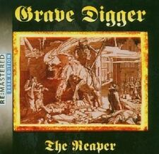 """Grave Digger """"The Reaper Remastered 2006"""" CD NUOVO"""
