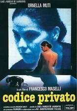 Dvd CODICE PRIVATO - (1988) ***Ornella Muti*** ......NUOVO