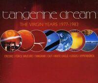 Tangerine Dream - The Virgin Years: 1977-1983 [CD]
