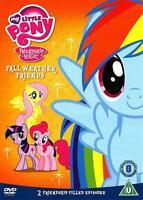 My Little Pony Fall Tempo Friends (2014) DVD Nuovo/Sigillato