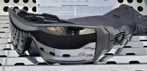New Oakley OIL RIG 9081-0328 Sunglasses Matte Black w/ Prizm Black Lenses