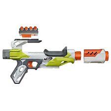 Nerf Modulus IonFire Blaster Single Shot W Barrel & dart Holder Attachments Toy