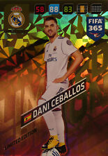 PANINI ADRENALYN XL FIFA 365 2018 LIMITED EDITION DANI CEBALLOS