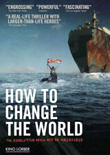 HOW TO CHANGE THE WORLD - DVD - Region 1 - Sealed