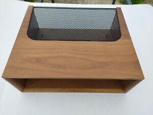 Marantz wood case cabinet wc-22 lacquer walnut