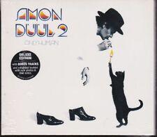 AMON DÜÜL II: ONLY HUMAN CD NEW SEALED