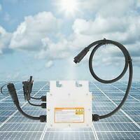 Micro inverter a griglia solare da 250 W IP65 impermeabile SG250MS con antenna