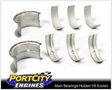 Main Bearing set for Holden V6 Commodore VS VT VX VY 3.8L Ecotec 4M2299