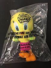 Bathtime Fun Tweety Bird Looney Tunes Baby Tweety 2002 Warner Bros NIP