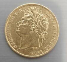 More details for george iv gold 1825 half sovereign