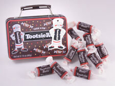Captain TOOTSIE ROLL Mini Lunch Box Collectible Tin w/Candy (past exp date)