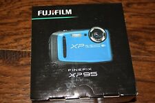 Blue Fujifilm FinePix XP90 XP95 Waterproof Shockproof Digital Camera  BRAND NEW!