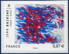 TIMBRE FRANCE AUTOADHESIF 2011 N° 0550 NEUF ** Oeuvre de Jean Bazaine