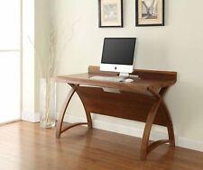 Jual Furnishings PC602 1300mm Laptop Table / Computer Desk Workstation Walnut