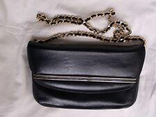 Bolso Vintage Negro 28x18