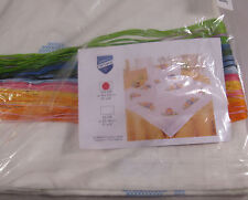"Cross Stitch Kit Vervaco Easter Chicks Table Runner 16"" x 40"""