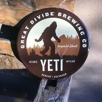 "Avery Brewing Co /""Liliko/'i Kepolo/"" New Design Tin Tacker Metal Beer Sign"
