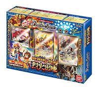 Battle Spirits pigeon spin Beginning set Fire kick-off [SD30] by Bandai
