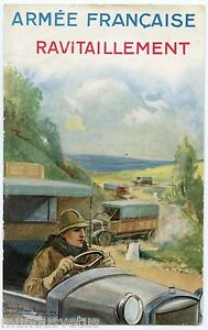 Paul Barber. WW2. French Army. Refuelling .french Army .supplying