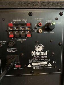 Magnat Motion Sub 16 A Aktiver Subwoofer