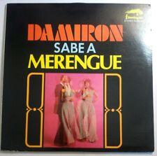 Damiron Sabe A Merengue FLAMBOYAN FLPS-028  VG+  LP #1925