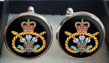 Made to Order Staffordshire Regiment Cufflinks - A Great Gift
