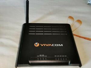 ADSL Wi-Fi MODEM PIRELLI DRG A124G M-400-000-4-8-YA. New Set UNOPENED.