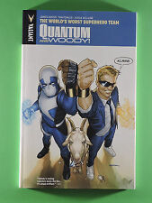 Quantum and Woody [2nd Series Collections] (Valiant, November 2013)