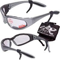 Hercules Bifocal Safety Glasses - Gray Frame