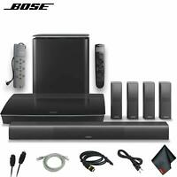 Bose Lifestyle 650 Home Theater System - Black Bundle 02