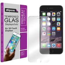 Apple iPhone 6 / 6S Glasfolie Schutzfolie 9H - nur 0,15mm für 3D-Touch Display