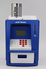 ATM Bank, Electronic Piggy Bank, Perfect Toy for Kids to Instill Saving Habit