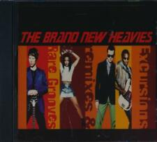 Excursions, Remixes & Rare Grooves by The Brand New Heavies (CD, Feb-2001,...