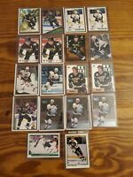 MIKE MODANO Rookie Card  O-Pee-Chee Premier plus 17 card lot North Stars/ Dallas