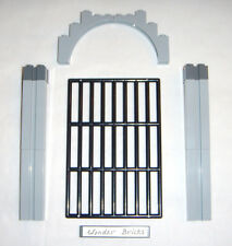 Lego Castle Gate 10176 Arch Bar Grille
