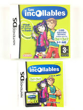 Les Incollables CM1 CM2 9-11 ans DS / Jeu Sur Nintendo DS, 3DS, 2DS, New...