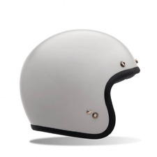 Casque custom 500 solid vintage blanc taille s Bell 7050085