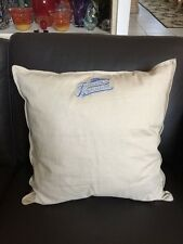 """Tommy Bahama """"Surf Side Ikat"""" 1Pc Signature Deco Pillow Square Bnew Rare Find"""