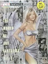 World of Art Fantastix vol.2 erotico AEROGRAFO Tatuaggio painting